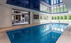 Ángel Di María's pool