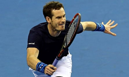 Andy Murray hopes the LTA capitalises on 'the passion people clearly have for tennis right now'
