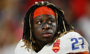 Jay Ajayi, who was born in Hackney, is on the verge of a lucrative NFL career