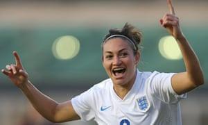 Jodie Taylor, England v China