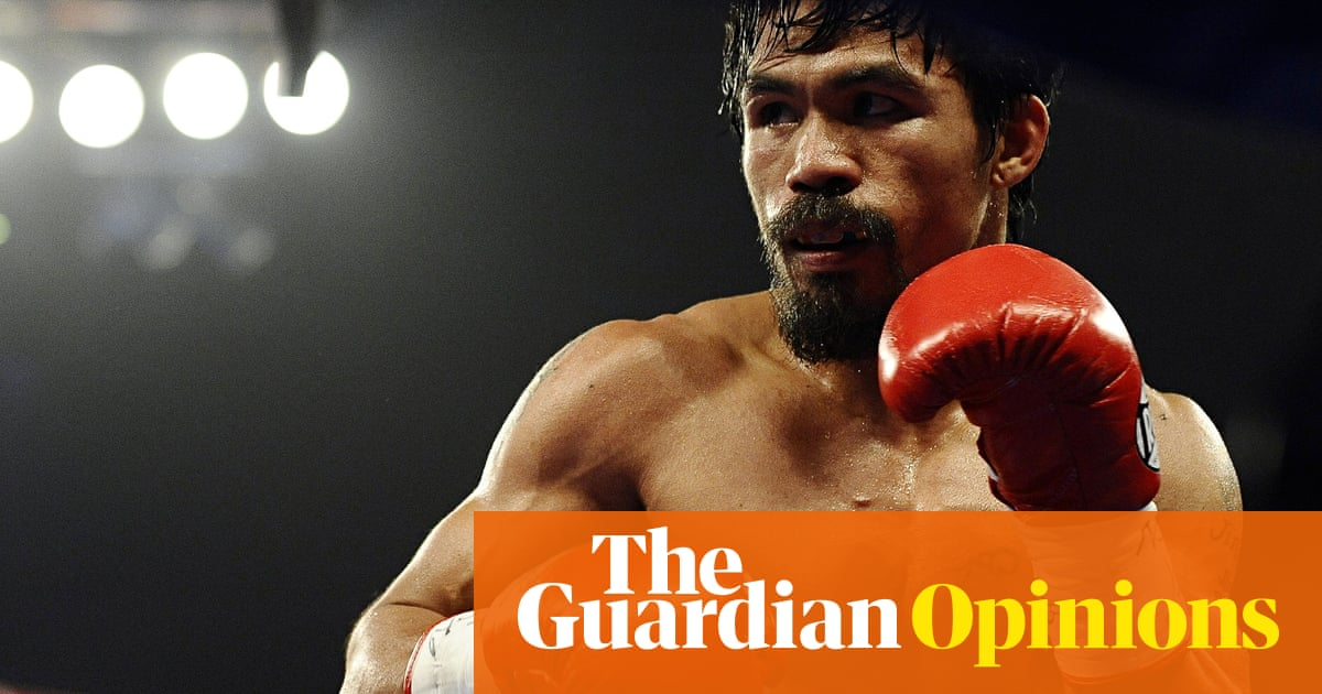 Why Manny Pacquiao will beat Floyd Mayweather | Sport | The Guardian