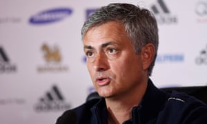 José Mourinho stands to win his eighth league title in 13 seasons across four countries if Chelsea b