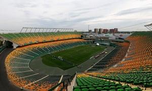Edmonton Stadium