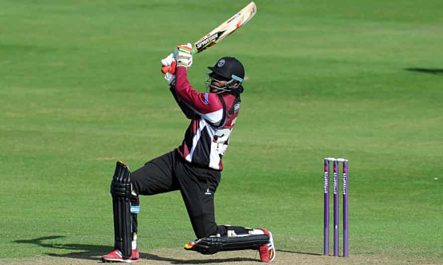 Chris Gayle for Somerset