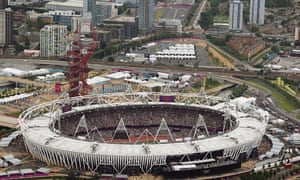 London 2012 Olympic Venues