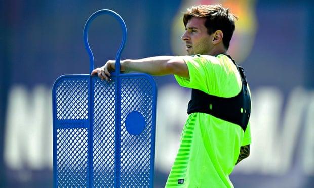 Месси может выиграть свой 4-й Кубок Лиги чемпионов