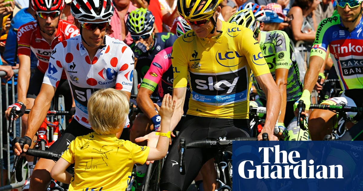 Campaigner behind tweeted video of Chris Froome calls on Team Sky to  release Briton s power data b12b91a30