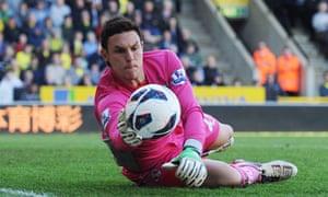 Norwich City v Reading - Barclays Premier League