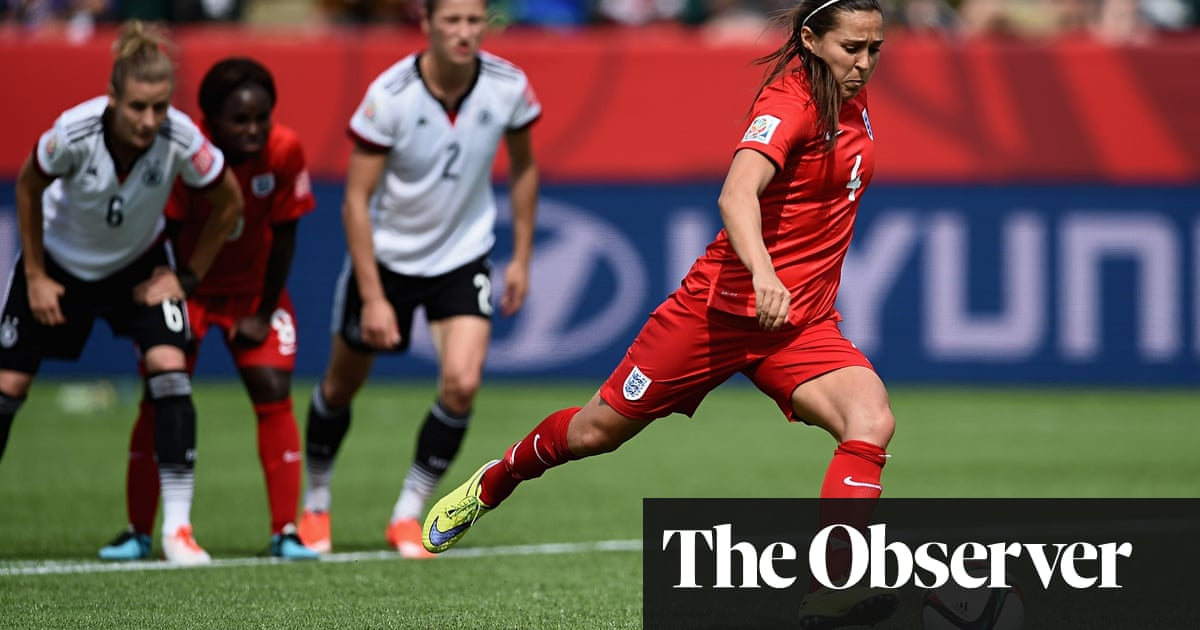 f31b1760da1 Women s World Cup 2015  England beat Germany to third place with extra-time  penalty