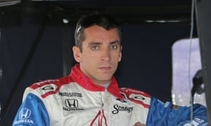 The IndyCar driver Justin Wilson died of his injuries after being hit by debris at Pocono Raceway