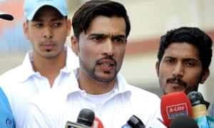 Mohammad Amir left out of Pakistan squads to play England