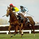 Mr Frisk wins the 1990 Grand National