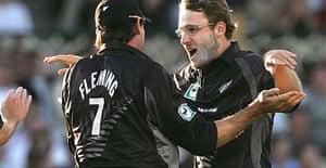 Stephen Fleming and Daniel Vettori