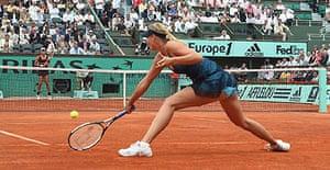 Maria Sharapova v Ana Ivanovic