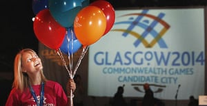 Glasgow's Commonwealth Games bid
