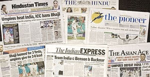 editors of indian newspapers