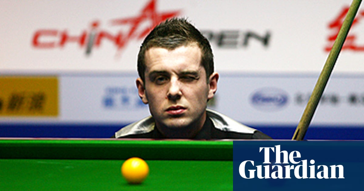 Small Talk Mark Selby On Table Tennis And The Best Place For A
