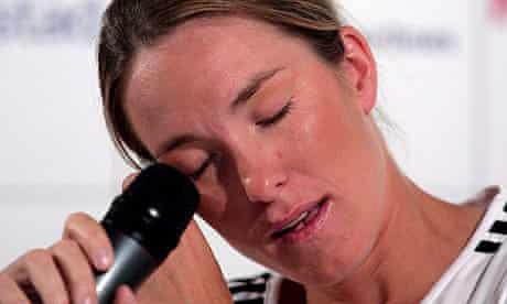 Justine Henin, Tennis