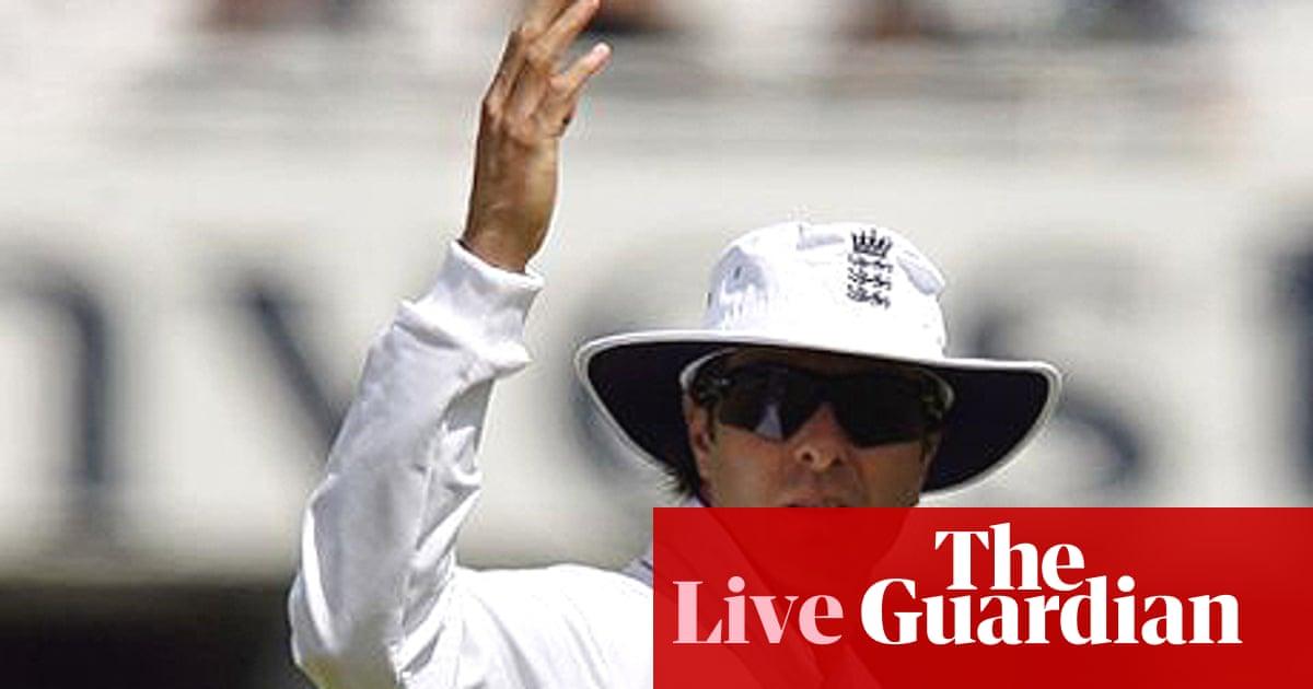 England v New Zealand – live! | Sport | The Guardian