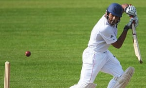 Ravi Bopara in action for England Lions at the Rose Bowl
