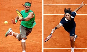 Rafael Nadal and Roger Federer will meet in the French Open final