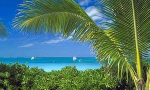 Turks and Caicos islands, Providenciales, Caribbean