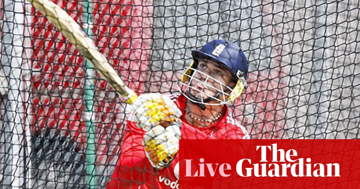 Cricket, 2nd ODI: England v New Zealand - as it happened | Sport