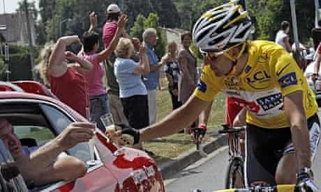 Carlos Sastre, Tour de France