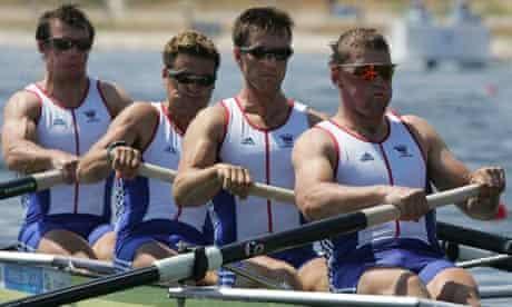 Rowing Olympics
