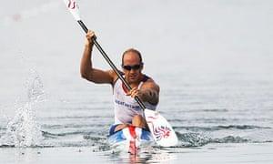 Brabants Heads Into Kayaking Final
