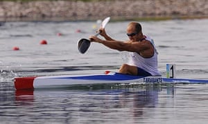 Tim Brabants Adds To His Medal Tally With Bronze In The 500m Kayak K1 Class Photograph Tom Jenkins Guardian
