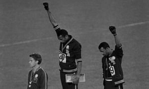 Tommie Smith  John Carlos 1968 Olympics