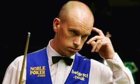 Peter Ebdon, snooker