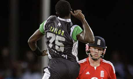 Jerome Taylor and Ian Bell