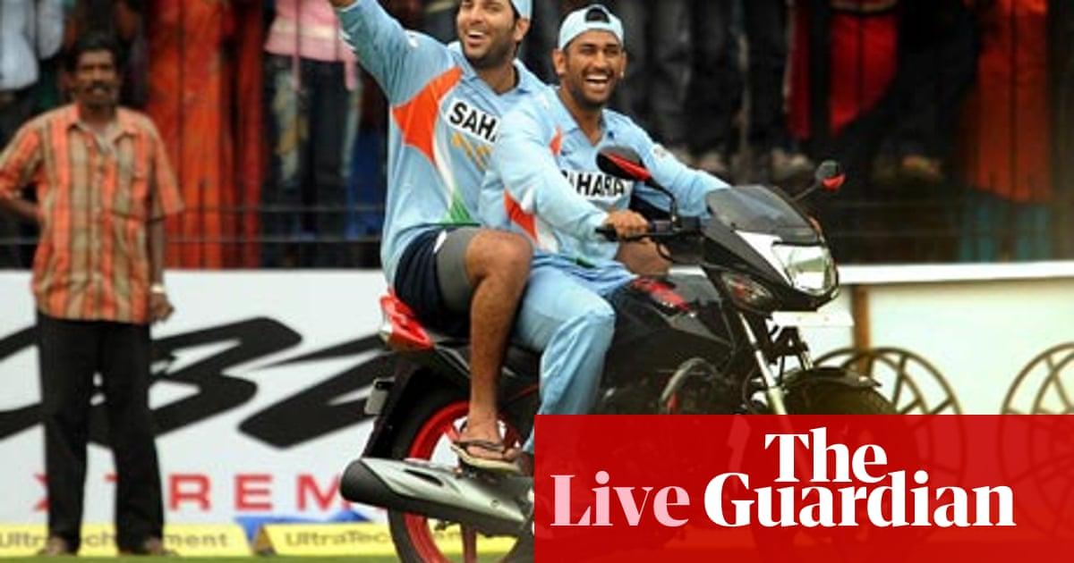 India v England - live! | Sport | The Guardian