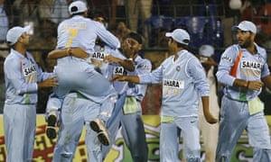 Cricket India v England