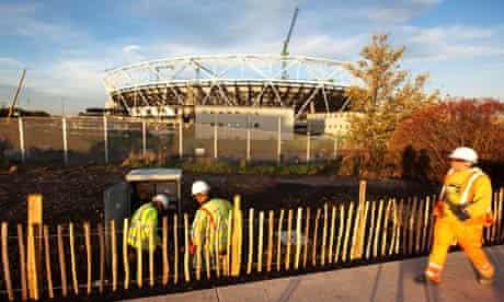 The Olympic Stadium, Stratford