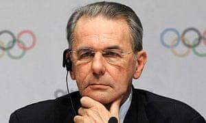 Jacques Rogge IOC president