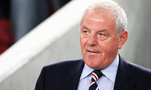Walter Smith could be tempted to leave Rangers and become Scotland manager for a second time