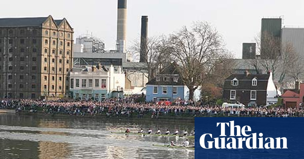 Little ambiguity behind the commercialisation of Boat Race