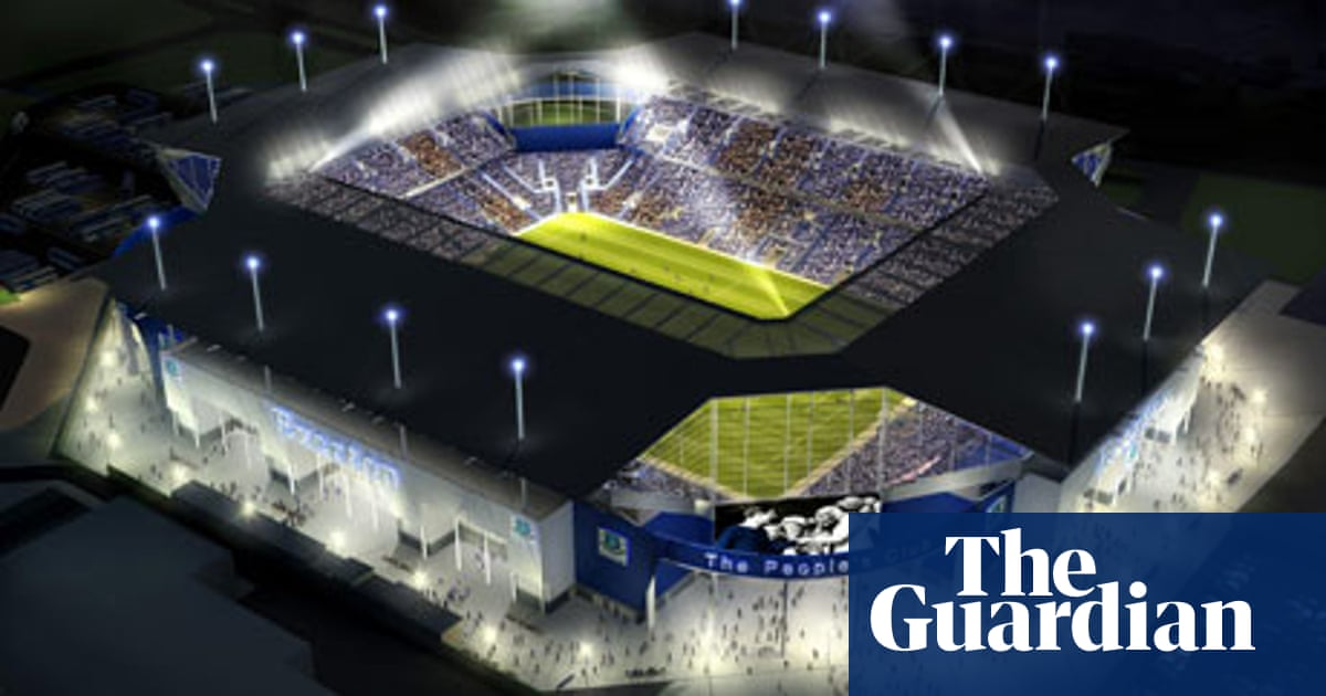 Everton Run Out Of Options As Stadium Plans Come To Nothing Everton The Guardian