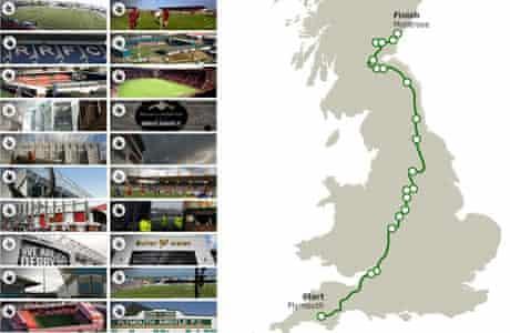 Train map interactive