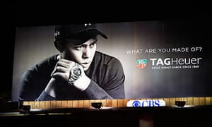 Tag Heuer's Tiger Woods ad