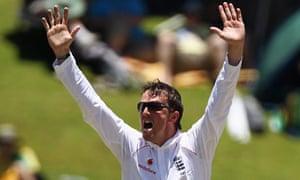 Graeme Swann, the England cricketer