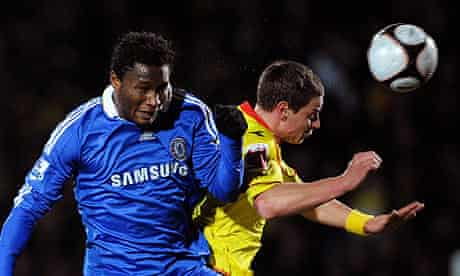 Watford v Chelsea - FA Cup 5th Round