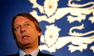 Giles Clarke - ECB