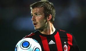 AC Milan v Hamburg SV - Friendly Match
