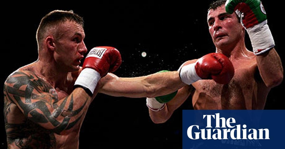 Boxing: John Rawling recalls his top-five Joe Calzaghe