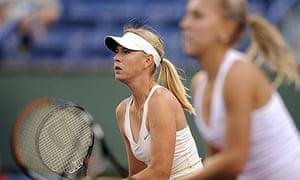 Maria Sharapova, Elena Vesnina, tennis