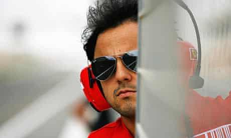 2009 F1 Testing in Bahrain